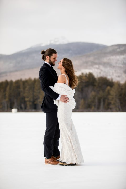 Winter Wedding at The Preserve