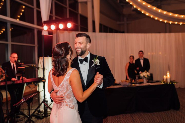 Jill and Simon's First Dance