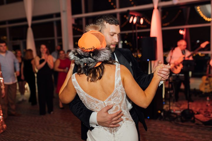 NYE Maine Wedding