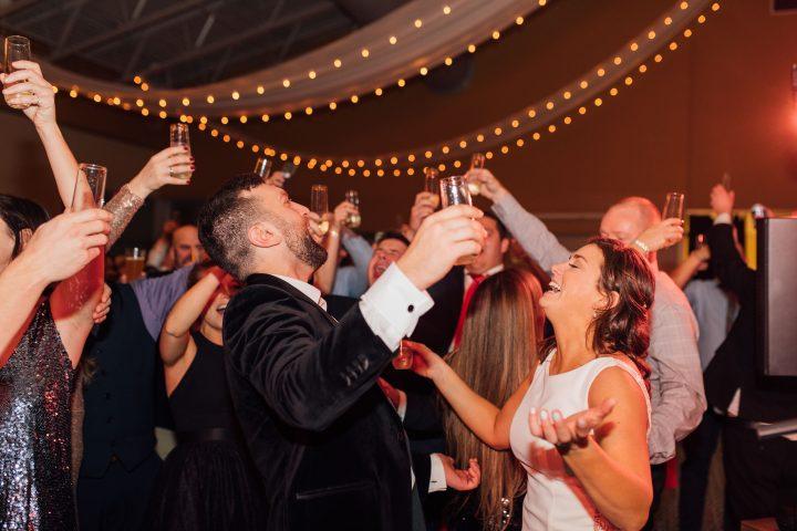 Wavelength Band NYE Wedding