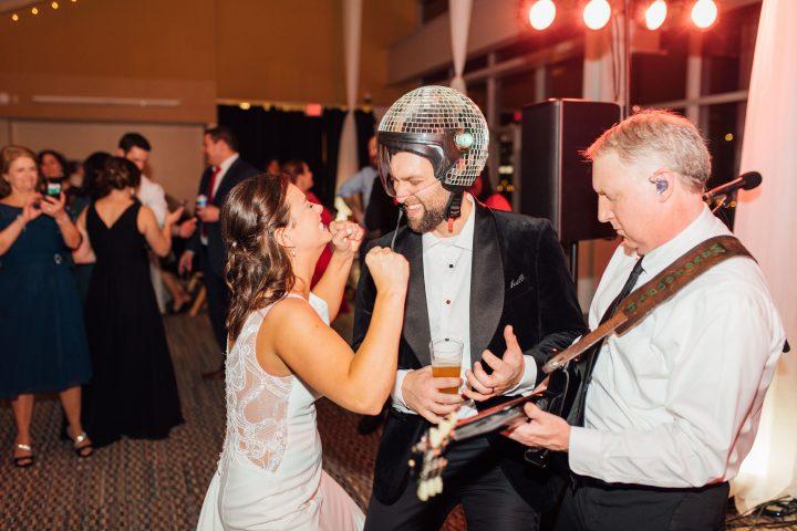 NYE Wedding Band