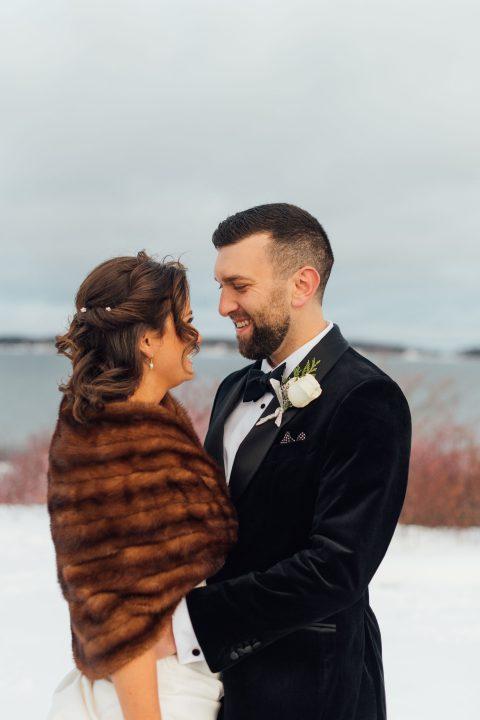Portland Winter Wedding