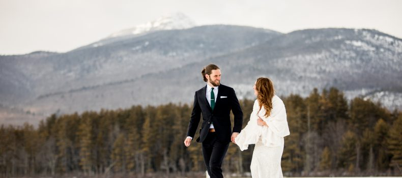 Winter Weddings in New Hampshire